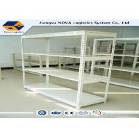 Buy cheap Durable Steel Rivet Boltless Shelving Anti Rusty For Garage / Storage Room from wholesalers