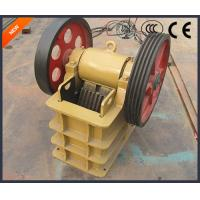 Buy cheap China manufacturer PE 150*250 Small Stone Crusher Jaw Rock Crushers primary crusher machine For Sale from wholesalers