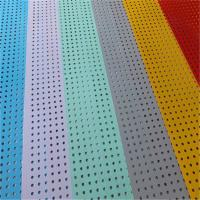 Buy cheap SS Decorative Perforated Sheet Metal Panels PVC Coated Hold Size 0.5-8.0 from wholesalers