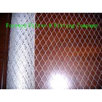 Buy cheap Galvanised Steel Expanded Metal Sheet Perforated For Air Filter , 30m Roll from wholesalers