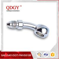 Buy cheap qdgy steel material chromed plated coating 10MM (3/8) BANJO BOLT - 35 degree from wholesalers