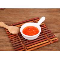 Buy cheap 10g Japanese Chili Seasoning Delicious , Sushi Foods Thai Sweet Chilli Sauce from wholesalers