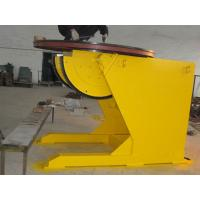 Buy cheap Fixed Rotary Small Welding Turntable Positioner 1200KG For Manual Operation from wholesalers
