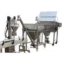 Buy cheap baby milk powder mixing packaging machine line automatic filling machine from wholesalers