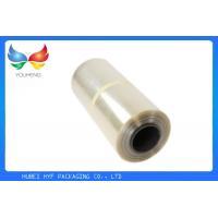 High Shrinkage Printable Heat Sensitive PVC Shrinking Film For  Package