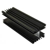 Buy cheap Customized Anodize Aluminum Heatsink Extrusion Profile For Window And Door from wholesalers