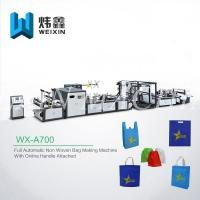 Buy cheap Non Woven D Cut Bag Making Machine from wholesalers