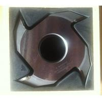 Buy cheap 160x50x4.0x4 teeth woodworking spindle finger joint cutter for wood moulding machine use from wholesalers