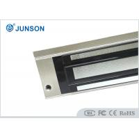 Buy cheap Door Electromagnetic Lock with Anodized aluminum Surface finishing , 12V / 24V Power from wholesalers