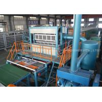 Buy cheap Egg Tray Pulp Molding Machine , Egg Tray Equipment With Rotary Type from wholesalers
