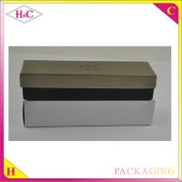 Buy cheap Customized kind of paper pen box for pen packaing from wholesalers