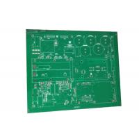 China OEM Multilayer PCB Consumer Circuit Board , Green Solder Mask FR4 PCB Boards on sale