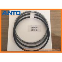 Buy cheap PC200-5 Excavator Engine Parts 6207-31-2500 6207-39-2500 6207-38-2500 S6D95L-1 S6D95-5 Piston Ring ASSY from wholesalers