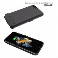 Buy cheap 7300mah Power Bank Battery Cover Ultra Thin Phone Charger Case Battery Case For iPhone 6 Plus from wholesalers