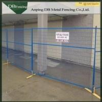Buy cheap High security temporary fence/Movable temporary fence panel/canada temporary fence from wholesalers