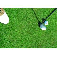 Buy cheap Healthy Golf Artificial Grass , Synthetic Golf Turf Long Life Expectance from wholesalers