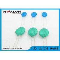 Buy cheap Blue Green 10mm 510v MOV Electronic Component Varistor Thermistor UL certification from wholesalers