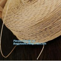 Buy cheap Black/Natural/off-white Strong Garden String Multi-Use Jute Twine Craft Rope Roll,30 M/Crafts Rope String Cords /Wedding from wholesalers