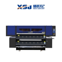 Buy cheap 1.9m Fedar Sublimation Inkjet Printer With High Effiency Production from wholesalers