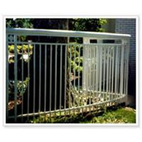 Buy cheap Ornamental aluminum fences from wholesalers