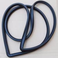 Buy cheap customized self adhesive natural rubber gasket/nbr rubber window gasket product