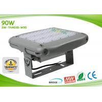 Buy cheap 2700k - 6500k Square 90w Led Flood Light 90 Pcs Bridgelux Outdoor Led Flood Lighting from wholesalers