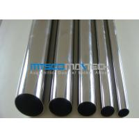 Buy cheap EN10216-5 TC 1 D4 / T3 Stainless Steel Sanitary Tube For Fuild And Gas Industry from wholesalers