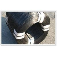 Buy cheap black iron wire product