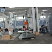 Buy cheap Double Column Guide Packaging Drop Test Machine With ISO And CE Certification from wholesalers