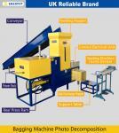 Buy cheap Wood shaving baler/wood shavings bagging machine (WHATSAPP:+86 1348 513 6716) from wholesalers