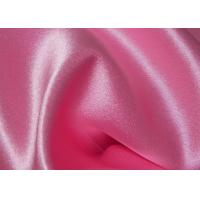Buy cheap Anti Static Pure Mulberry Silk Fabric 43 / 44 Width With Satin Type from wholesalers