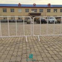 Buy cheap Traffic Fence Barrier Welded Wire Mesh Fence Panels For Temporary Fencing from wholesalers