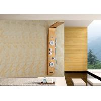 Buy cheap ROVATE Smart Thermostatic Shower Panel Tower 5.5 - 8.5KW Rated Power from wholesalers