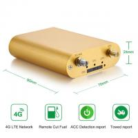Buy cheap gps tracking device vehicle gps tracker 4g lte real time tracking anti theft car tracker from wholesalers