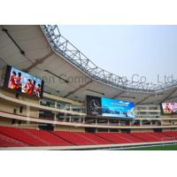 Buy cheap Waterproof P8 Advertising led panels for stage / led video display panels from wholesalers