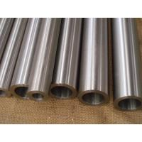 Buy cheap Ti-6Al-4V: 3.7164/Titanium 6Al-4V GR5 alloy seamless pipe ASTM from wholesalers