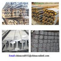 Buy cheap big promotion china railway steel rail from wholesalers