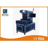 Buy cheap CNC Laser Wood Engraving Machine , 10w 30W CO2 Laser Engraving Machine from wholesalers
