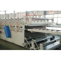 Buy cheap Conical Twin Screw Extruder , 30mm WPC PVC Foamed Board Machine from wholesalers
