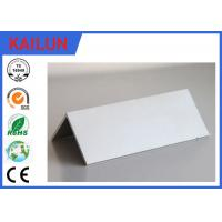 Buy cheap Anodize / Powder Coating Aluminum Nosing For Stair Tread 40 X 40 MM ISO / TS16949 from wholesalers