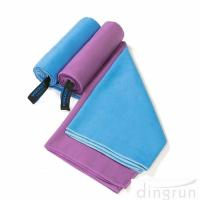 Buy cheap Quick Dry Super Absorbent Lightweight Microfiber Towel for Swimming Yoga Beach from wholesalers