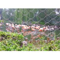 Buy cheap Protective Stainless Steel Aviary Mesh , X Tend Stainless Steel Aviary Panel from wholesalers