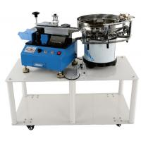 Buy cheap Full Auto Loose Radial Lead Cutter Lead Trimming Machine  Small Volume from wholesalers