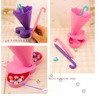 Buy cheap mult-function silicone/rubber/ plastic desk pen holders&container box  for decoration from wholesalers