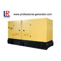 Buy cheap 50 Hz / 60 Hz Quiet Type Gensets Perkins Engine Power with Silent Canopy from wholesalers