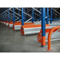Buy cheap Pallet Shuttle rack - Radio Shuttle System - high density pallet storage - Semi automatic shuttle system from wholesalers