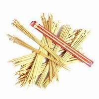 Buy cheap Bamboo knitting needle, round and smooth from wholesalers