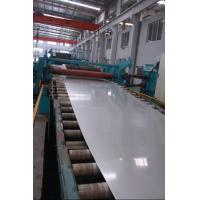 Buy cheap Customized 20 Gauge Stainless Steel Sheet 4x8 Cold Rolled With Strong Corrosion from wholesalers