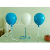 Buy cheap Custom Shape Standing Style Fiberglass Balloons Hat Display Rack Premium Quality from wholesalers