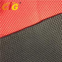Buy cheap Polyester Sandwich Air Mesh Fabric , Car Seat Covers Upholstery Fabric product